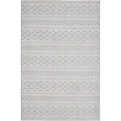 Alfombra gris D4 160x230 cm