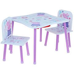 Set infantil con silla 60x60 cm