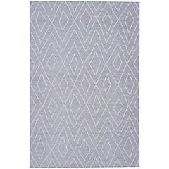 Alfombra gris D3 160x230 cm