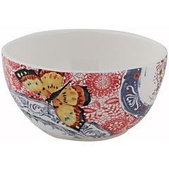 Bowl cereal Butterfly 15x7,6 cm