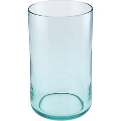 Vaso alto acrílico transparente