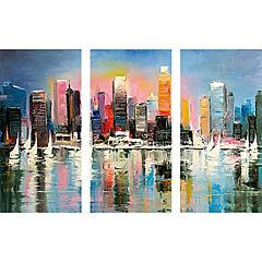Canvas triptico 120X80 cm