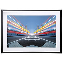 Cuadro Enmarcado Freeway 70x50 cm