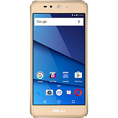 Smartphone Grand X LTE 8GB Gold Dual Sim Liberado