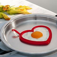 Set 2 moldes huevos corazón y casa