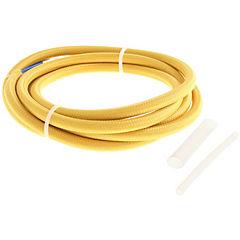 Cable DIY amarillo oscuro 1,5 m