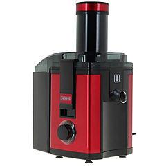 Extractor de jugo 800 W negro/rojo