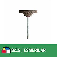 Piedra circular oxido de aluminio 1