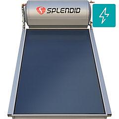 Termo solar 120 litros superficie plana