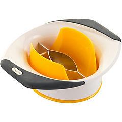 Pelador y cortador mango