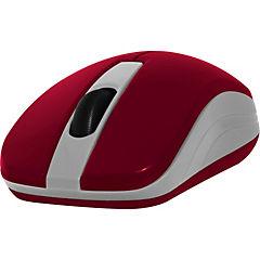 Mouse Inalámbrico Mowl-100 Rojo