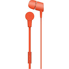 Audífono solid2 in ear con micrófono blush
