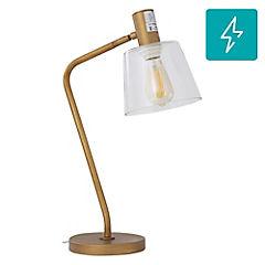 Lámpara mesa 1 luz 40 W