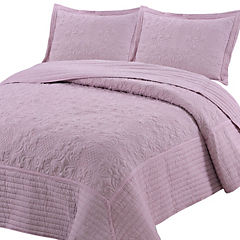 Quilt portugal linen rosa 2p