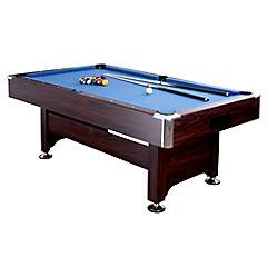 Mesa de pool de 7 pies