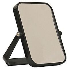 Espejo rectangular negro