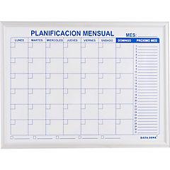 Planificador mensual 60x45 cm