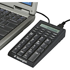 Teclado numérico para notebook con calculadora