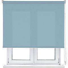 Cortina enrollable L2000 90x250 cm azul