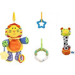 Set de juguetes león 3 piezas