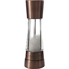 Molinillo de sal 19 cm cobre