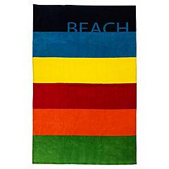 Toalla playa 80x160 cm Rainbow