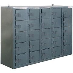 Lockers guarda celulares porta candado
