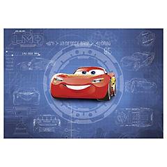 Fotomural Cars 3 Blueprint 368x254 cm