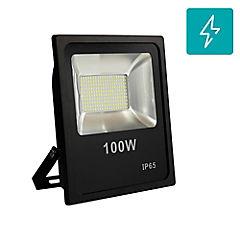 Foco proyector de área Led SMD SEC 100 W frío