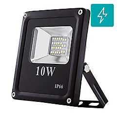 Foco proyector de área Led SMD SEC 10 W frío