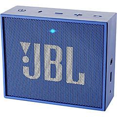 Parlante portátil bluetooth go azul