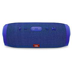 Parlante portable bluetooth speaker azul