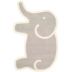 Alfombra elefante
