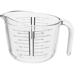 Jarra cristal 1 litro Transparente
