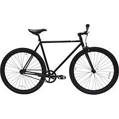 Bicicleta urbana 28  negro matte L