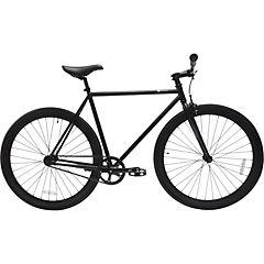 Bicicleta urbana 28 negro matte M