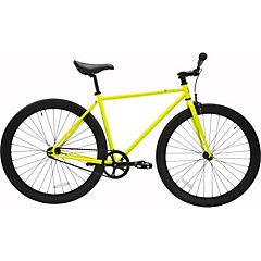 Bicicleta urbana 28 fluor intenso S