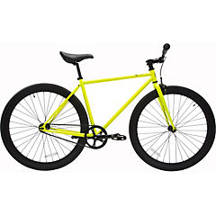 Bicicleta urbana 28 fluor intenso M