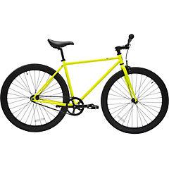 Bicicleta urbana 28 fluor intenso XL