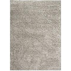 Alfombra Bruselas gris 160X230 cm