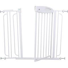 Reja de seguridad para escalera 74x74x32 cm