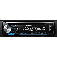 Radio 1 DIN con bluetooth/USB salida auxiliar