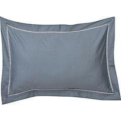 Set de fundas almohadas Lisa 300 eucalipto 50X70 cm