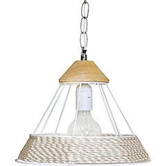 Lámpara colgante 93 cm 1 luz 60 W