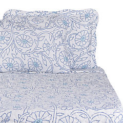 Quilt + sábanas multicolor 2 plazas