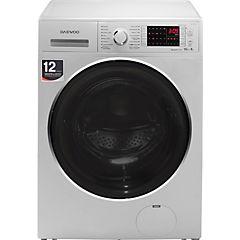 Lavadora secadora carga frontal 10,5/8 kg blanco