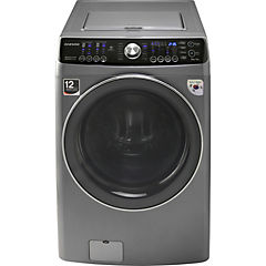 Lavadora secadora carga frontal 15/9 kg gris