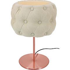 Lámpara sobremesa 52 cm 1 luz 32 W