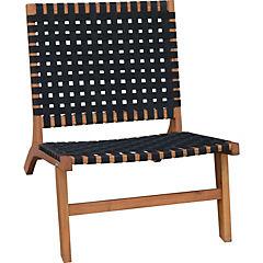 Silla balcon madera 66x80x79 cm