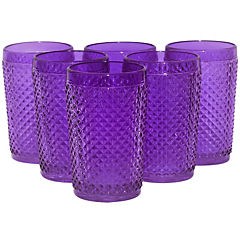 Set vasos largos 6 unidades